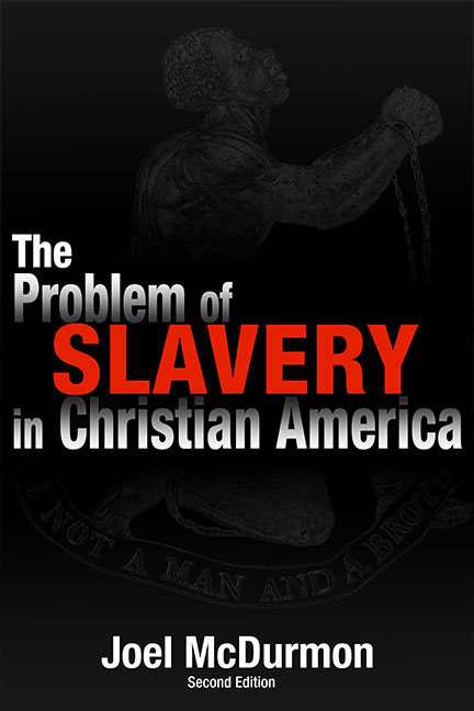 The-Problem-of-Slavery-in-Christian-America-book-cover-6x9