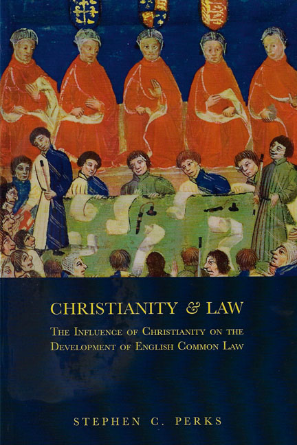 Christianity-and-Law-book-cover-6x9