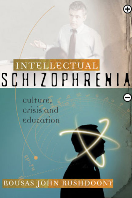 Intellectual-Schizophrenia-book-cover-6x9