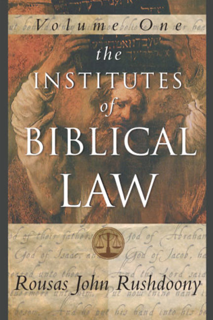 The-Institutes-Of-Biblical-Law-Volume-1-book-cover-6x9