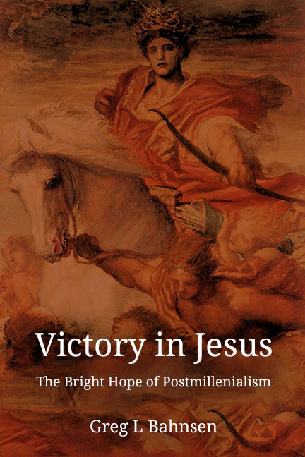a sober and faithful examination of Scripture while clearly demonstrating that Christians have every reason to expect the victory of Jesus and the triumph of the gospel as the Great Commission is fulfilled on earth
